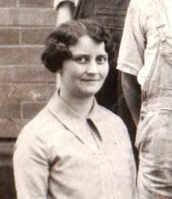 Osyth Margaret <I>Kemp</I> Stradley