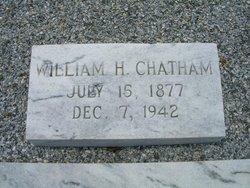William H Chatham
