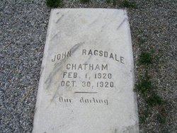 John Ragsdale Chatham