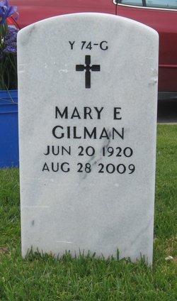 Mary Elizabeth <I>Swain</I> Gilman