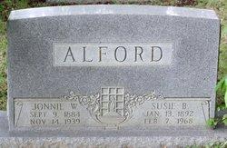 Jonnie Williford Alford