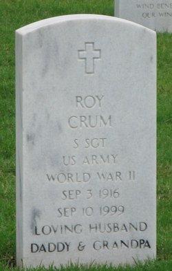 Roy Crum