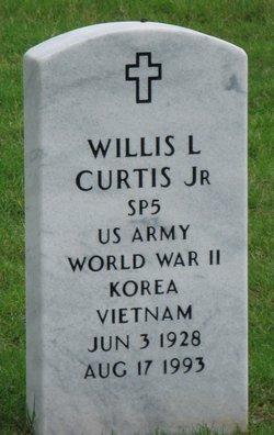 Willis Lafayette Curtis, Jr