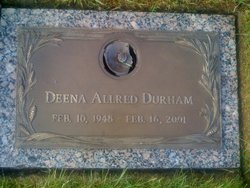 Deena Kay <I>Allred</I> Durham