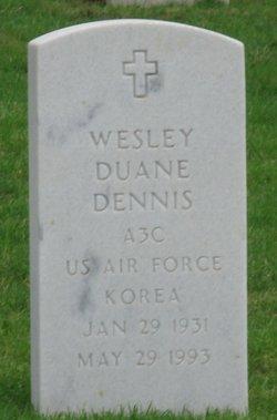 Wesley Duane Dennis