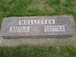 Donald E. Hollister