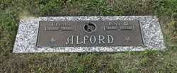 Jonnie Proctor Alford, Sr