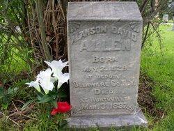 Alanson David Allen