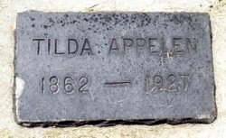 Thilda T. <I>Haugen</I> Appelen