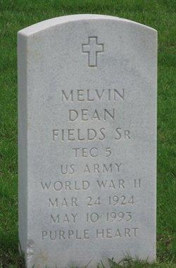 Melvin Dean Fields, Sr