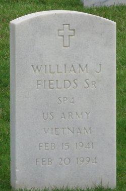 William Jerome Fields, Sr