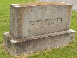 Martha <I>Lents</I> Strange