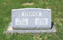 Anna E. <I>Deibert</I> Sterner