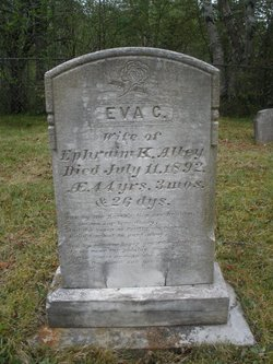 """Evelyn C """"Evie"""" <I>Lowell</I> Alley"""