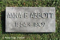 Anna E Abbott