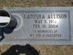 Latosha Allison