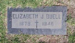 """Elizabeth J. """"Lizzie"""" Buell"""