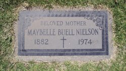 Maybelle <I>Buell</I> Nielson
