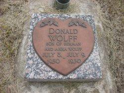 Donald Wolff