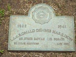 Ronald Dennis Harrison
