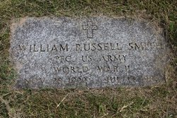 PFC William Russell Smith