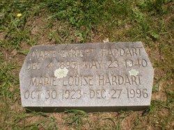 Marie Louise Hardart