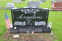 """Oldridge """"Feathers"""" Angeloni"""