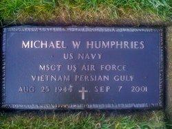 Michael W. Humphries