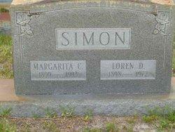 Margarita <I>Chillingworth</I> Simon