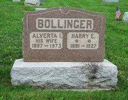 Alverta Irene <I>Aughenbaugh</I> Bollinger