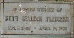Ruth Selleck Fletcher