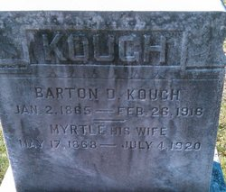 Myrtle <I>Barber</I> Kough