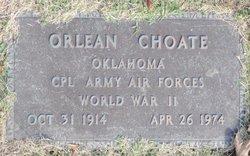 Orlean Choate