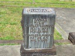 Charles O Dunbar