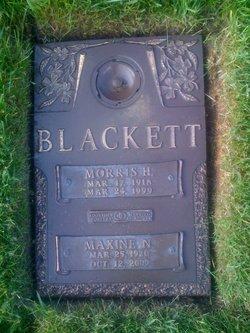 Morris Hanson Blackett