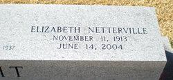 Elizabeth <I>Netterville</I> Coit