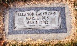 Eleanor Zackrison