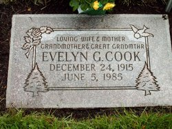 Evelyn G Cook