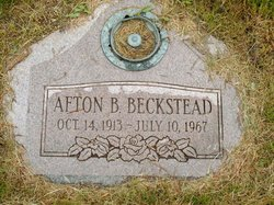 Afton Veronica <I>Brown</I> Beckstead