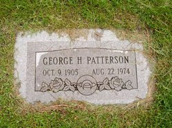 George H Patterson