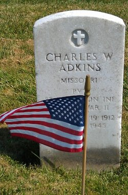 Charles W Adkins