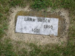 "Emiline ""Emma"" <I>Brock</I> Bundy"
