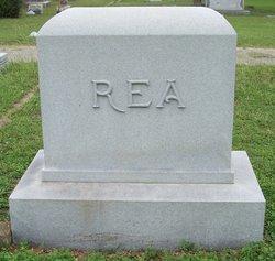 """Zerelda """"Ellen"""" <I>Gibson</I> Rea"""