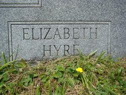 Elizabeth <I>Hyre</I> Faw
