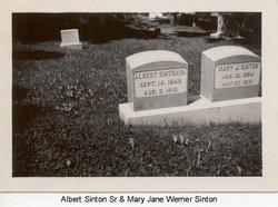 Albert Jonathan Sinton
