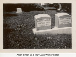 Mary Jane B <I>Werner</I> Sinton