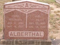 August Alberthal