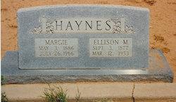 Margie <I>Ayers</I> Haynes