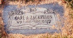 Carl Zackrison