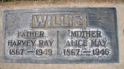 Alice May <I>Blair</I> Willis